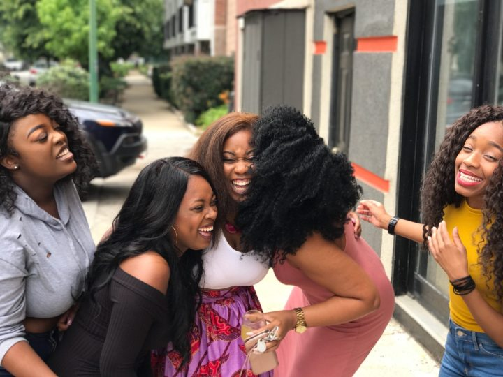 Four female relationships every woman needs to invest in andnurture
